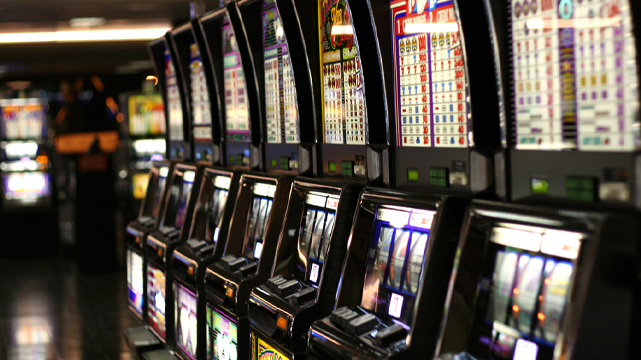 Игровые автоматы Лас-Вегаса